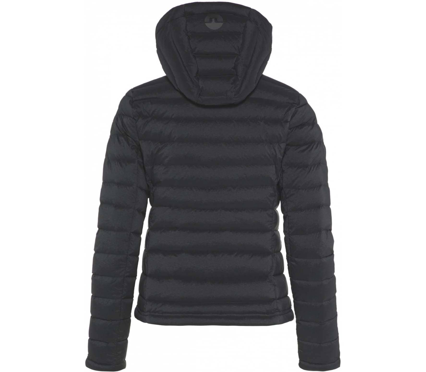 J.lindeberg Ease Hooded Liner JL Down Women black