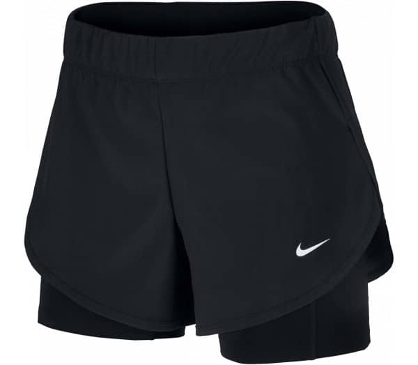 NIKE Flex Damen Trainingsshorts - 1