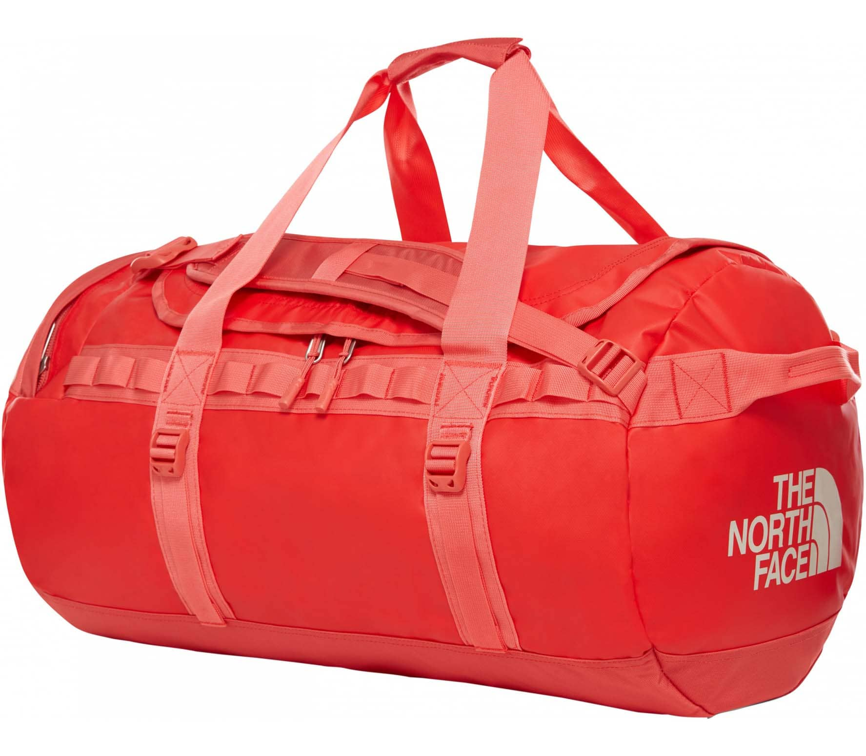 The North Face Base Camp M Duffel Unisex red