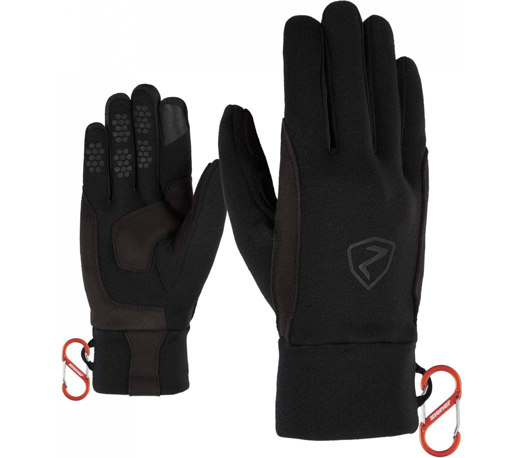 Ziener Gusty Touch Unisex Handschuhe (schwarz) 42,90 €