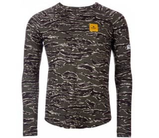 Tiger Men Running Top