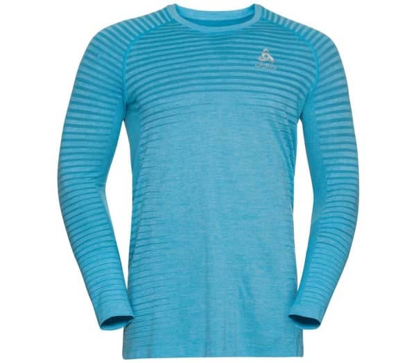 ODLO Crew Neck Essential Seamless Men Longsleeve - 1