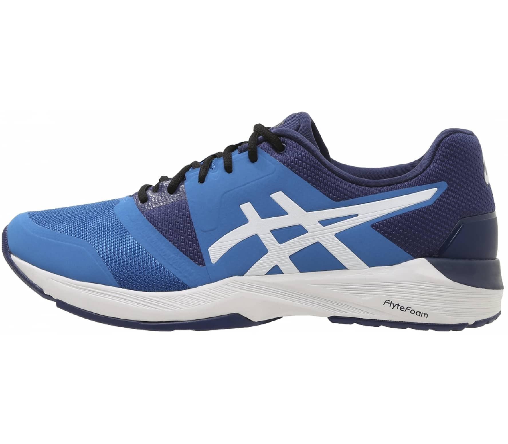 6ba5b21ad ASICS - GEL-QUEST FF men s fitness shoes (blue) - buy it at the ...