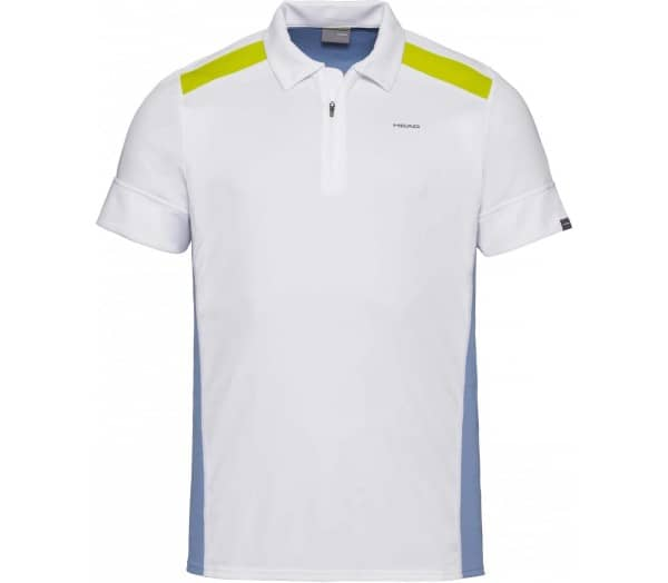 HEAD Golden Slam Men Tennis Polo Shirt - 1