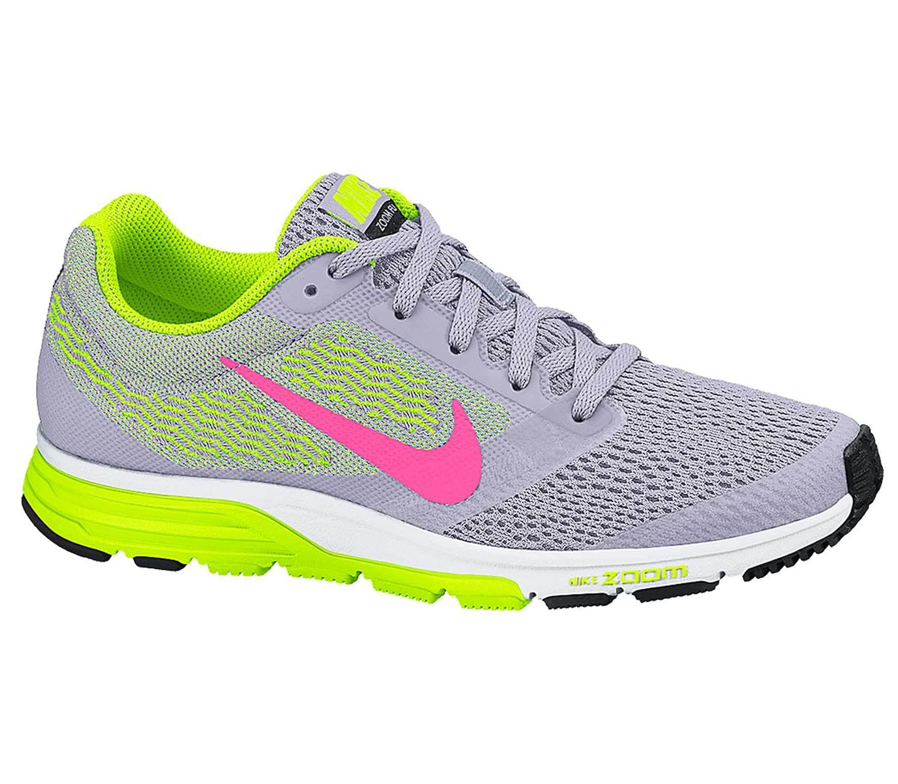 9f2c96a71c55 Nike - Zoom Fly 2 women s running shoes (grey green) - buy it at the ...