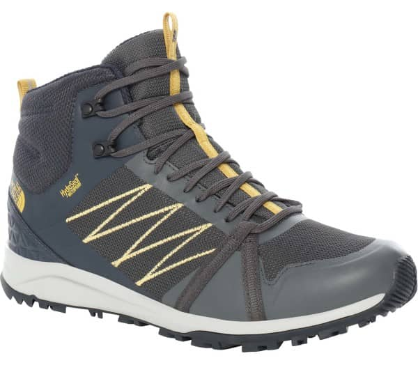THE NORTH FACE Litewave Fastpack II Mid Men Approach Shoes - 1