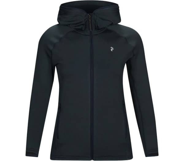 PEAK PERFORMANCE Chill Light Hood Damen Sweatjacke - 1