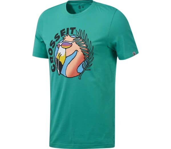 REEBOK RC Funky Flamingo Men Training Top - 1