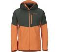 Marmot ROM Hommes Veste softshell orange