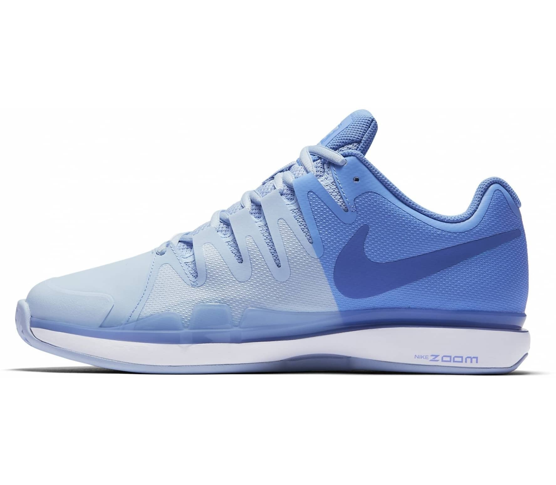 c1216215f84a4a Nike - Zoom Vapor 9.5 Tour Clay women s tennis shoes (blue white ...