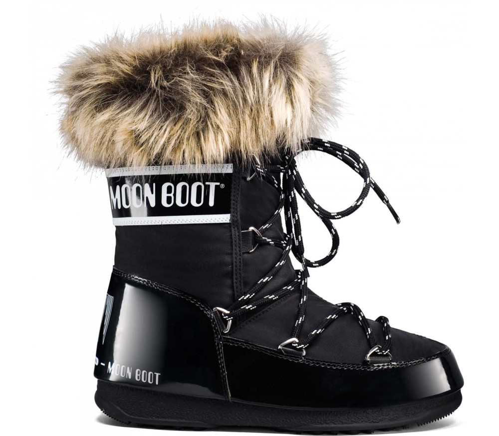 Moon Boot - Monaco Low Winterschuh (schwarz)