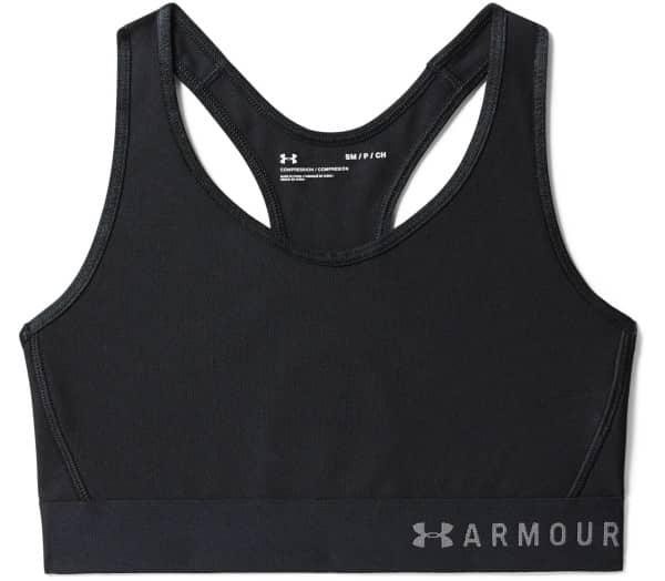 UNDER ARMOUR Armour Mid Keyhole Damen Sport BH - 1