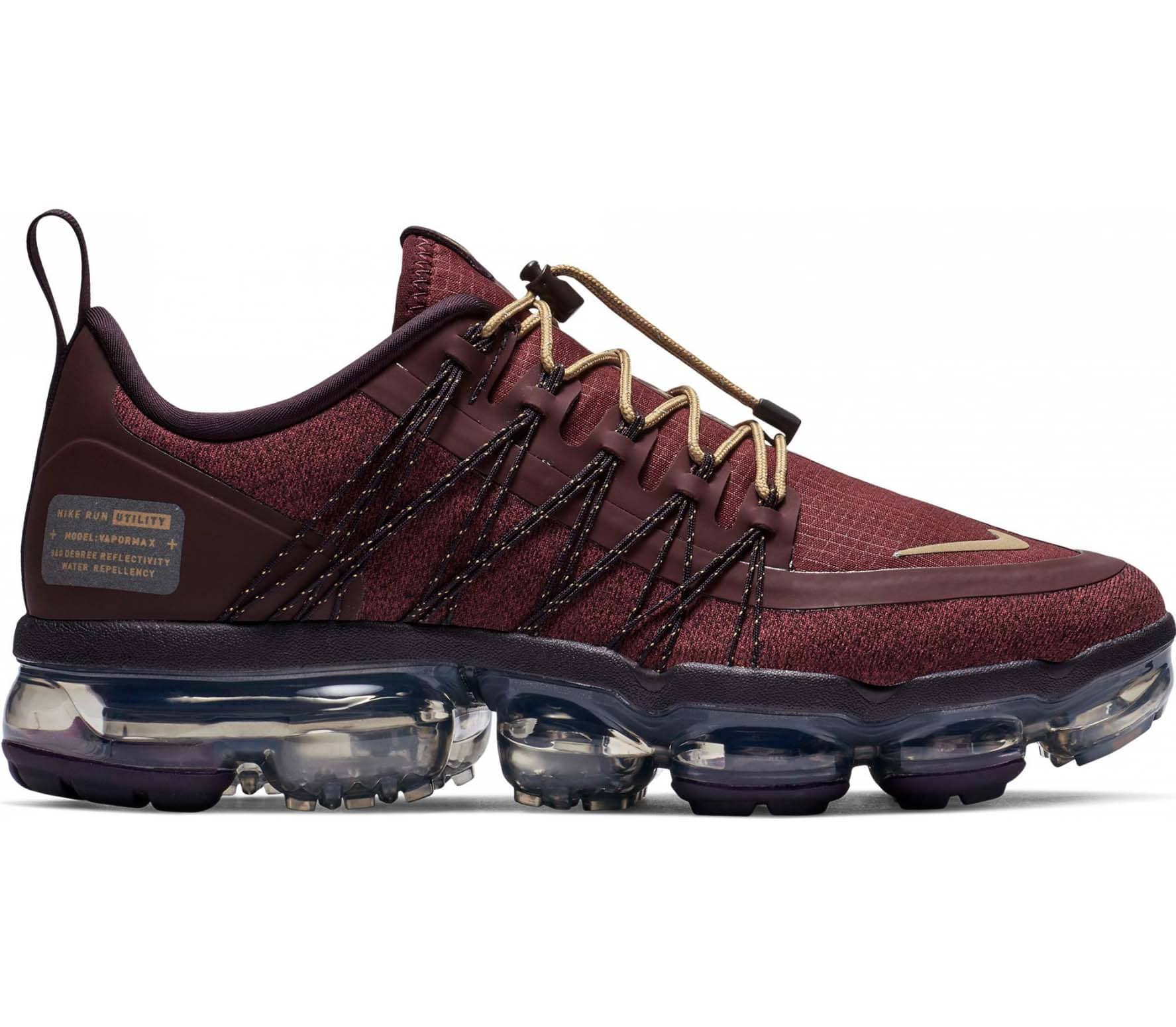 new concept c26e9 51778 Nike Sportswear Air VaporMax Utility Women Sneakers red