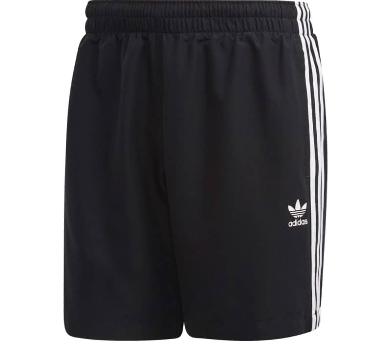 3-Streifen Swim Men Shorts