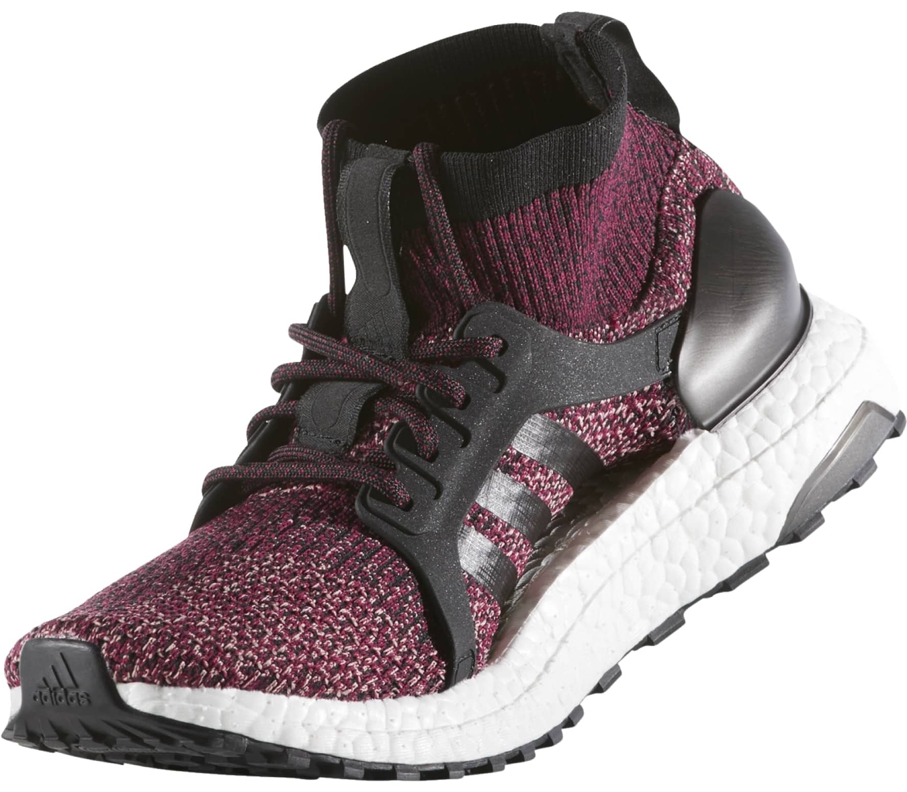 Adidas - Ultra Boost X ATR women s running shoes (dark red black ... 7e13362c10