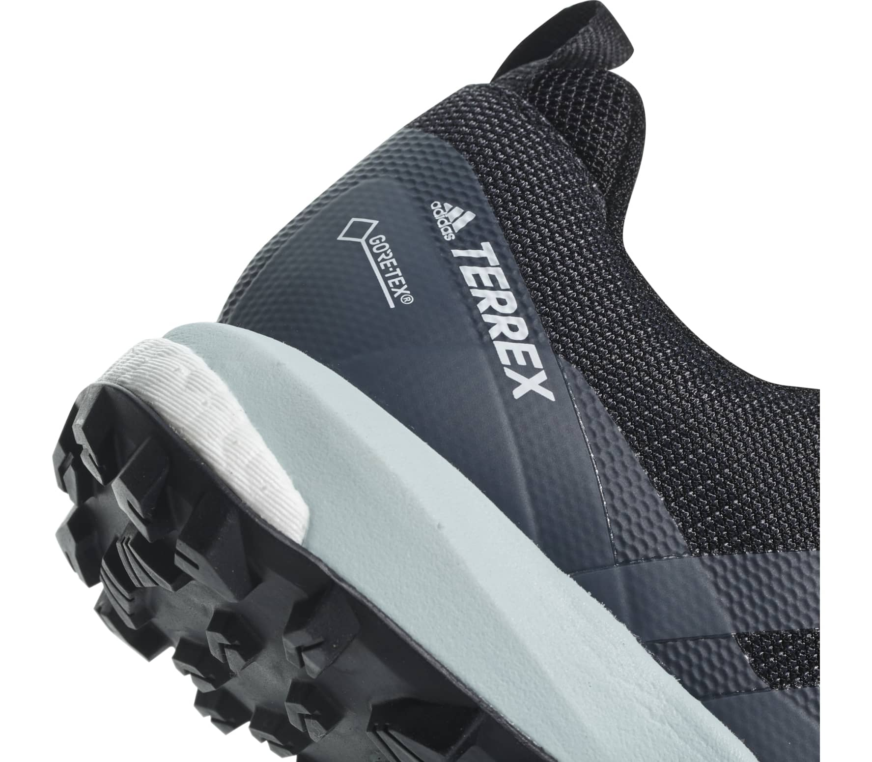 Details about adidas Terrex Agravic GTX Womens Running Shoes Grey
