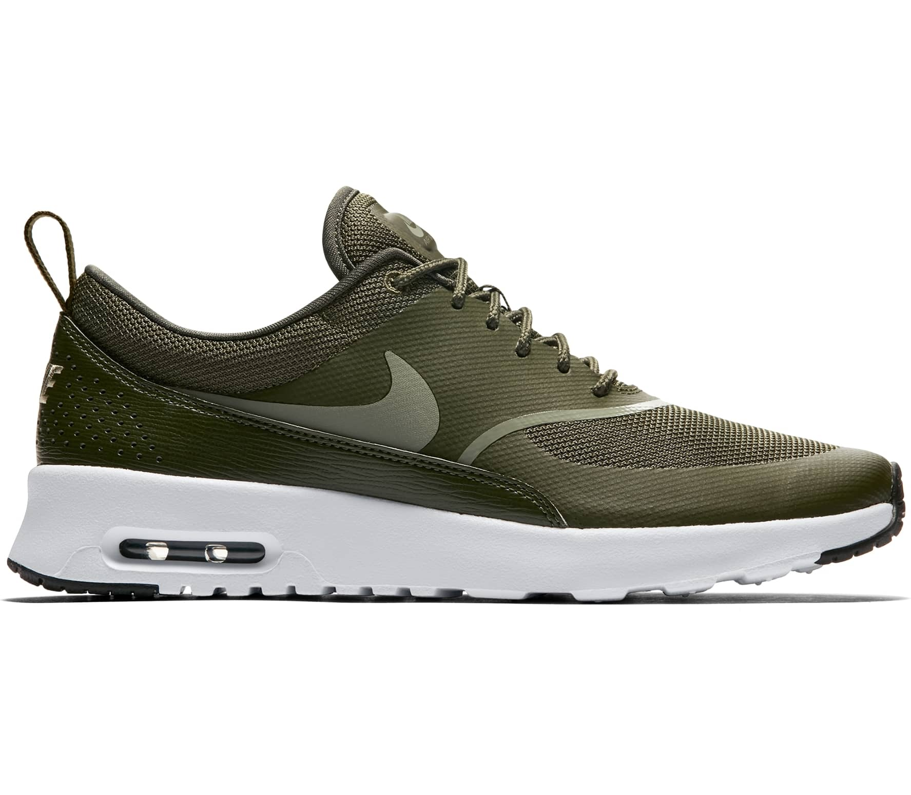 nike air max thea damen sneaker khaki im online shop. Black Bedroom Furniture Sets. Home Design Ideas