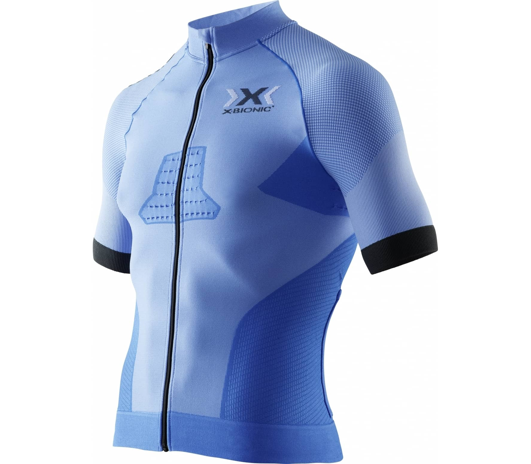 new arrivals 156b0 b2546 X-Bionic - Race Evo men s Bike top (blue anthracite)