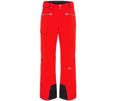 J.Lindeberg - Truuli 2L men's skis pants (red)