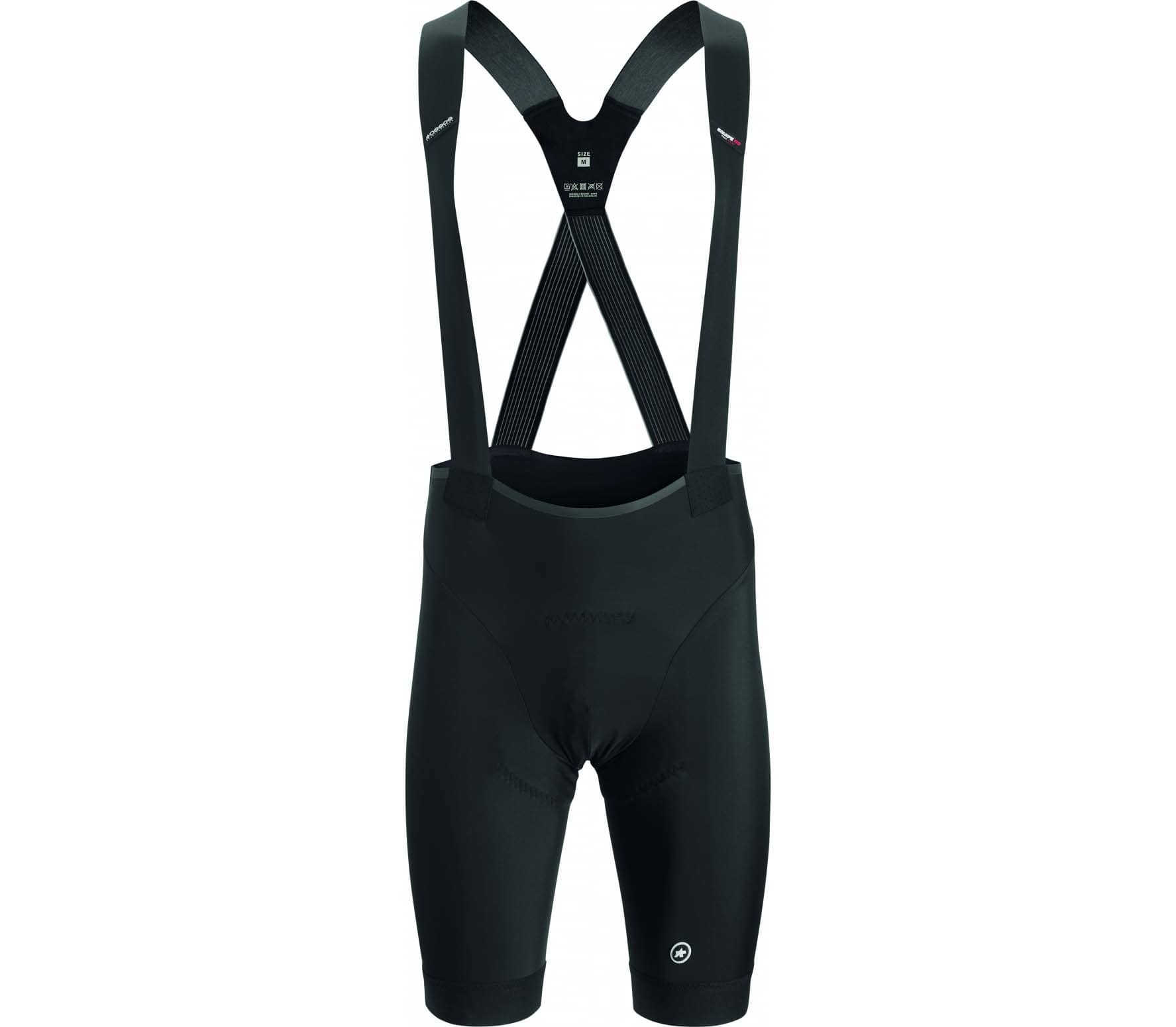 5ce502ccd Assos - Equipe RS S9 men s Cycling shorts with straps (black) - buy ...