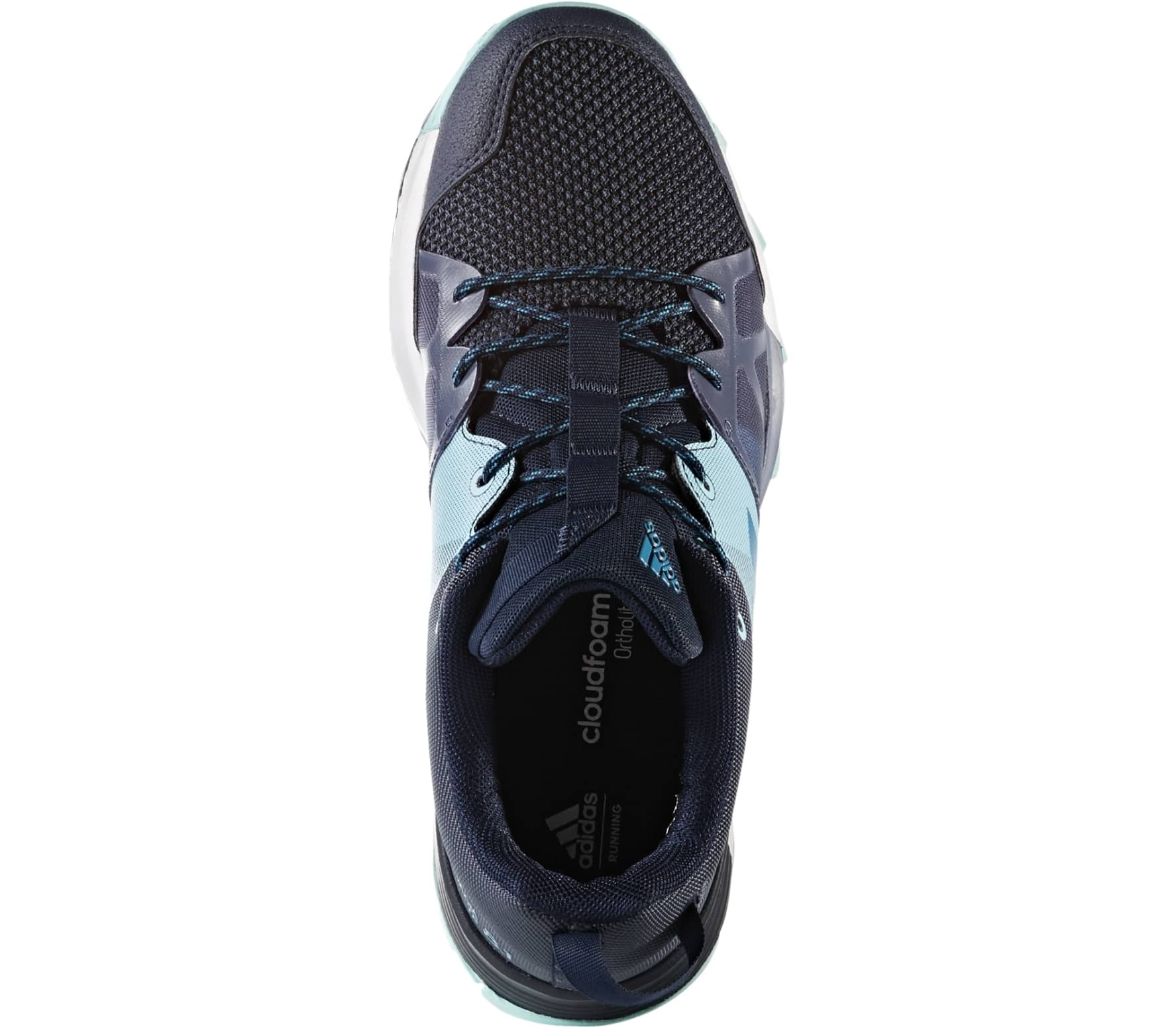 Adidas Kanadia 8.1 TR women's running shoes (dark bluegreen)