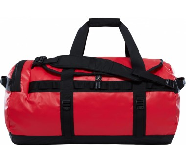 The North Face - Base Camp M - Update Duffel (schwarz/rot)