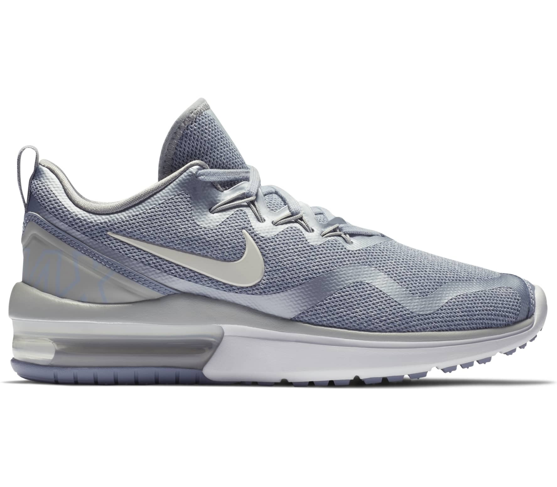 cheaper e3d4f c83c4 Nike - Air Max Fury women s running shoes (light grey)