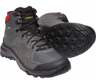 Explore Mid Wp Men Hiking Boots