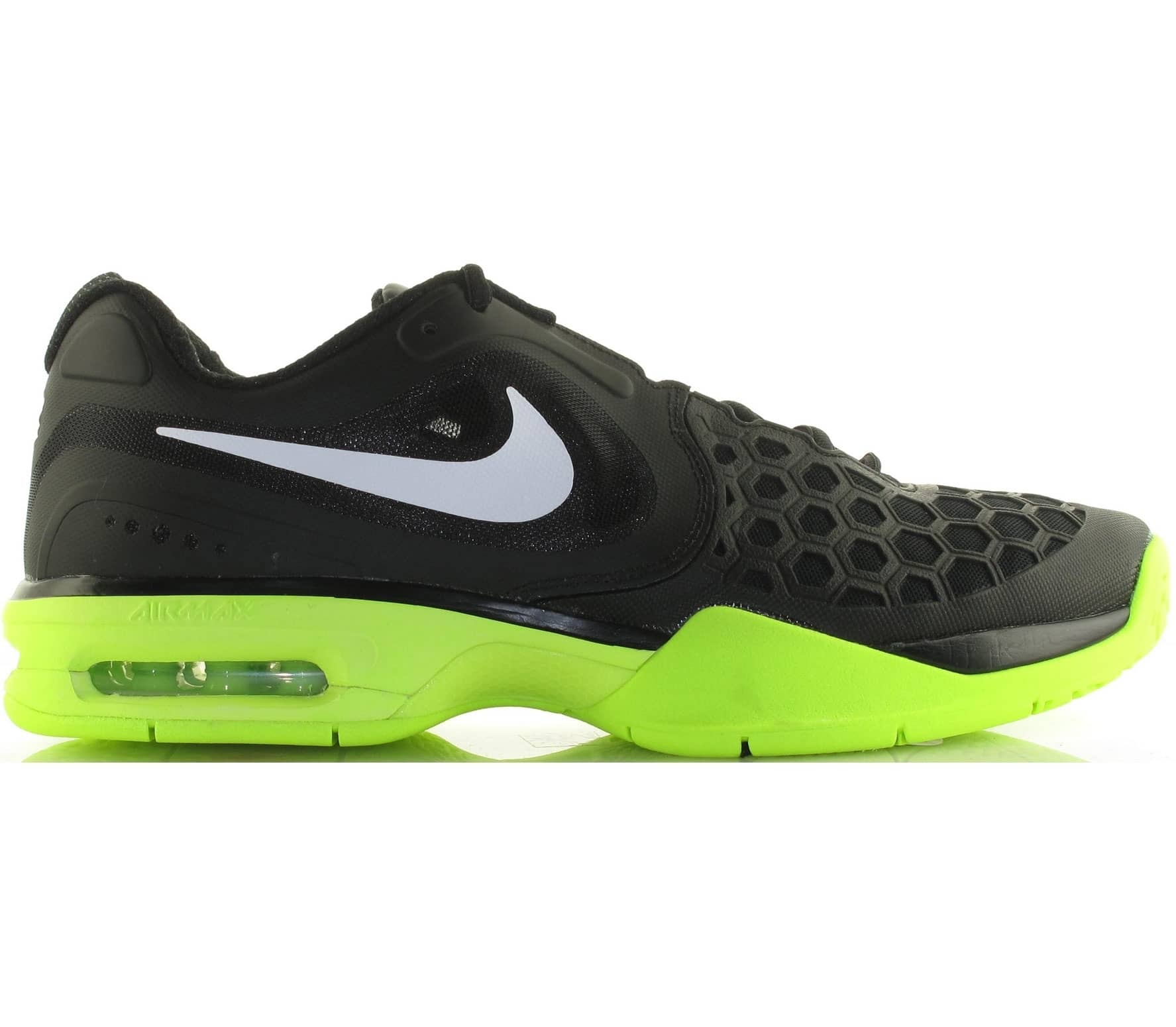best service 54192 f56ee Air Max Courtballistec 4.3 blackyellow- FA12
