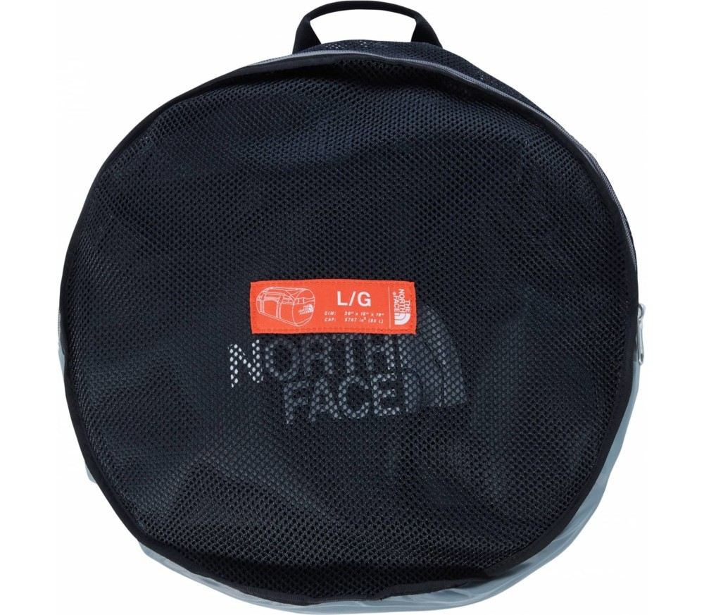 The North Face - Base Camp L - Update duffel bag (black)
