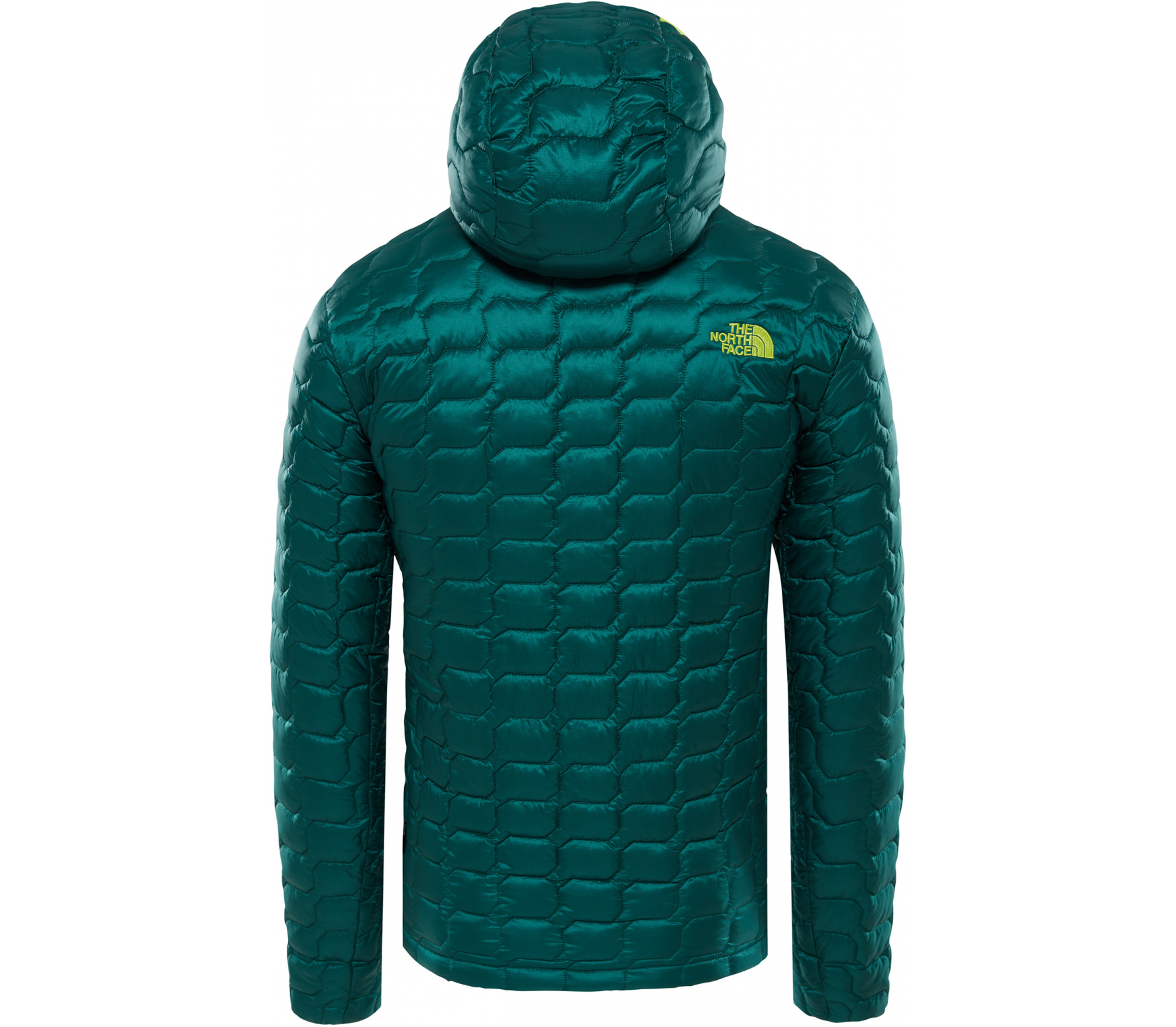bbe13633a9 The North Face - ThermoBall Pro veste isolante pour hommes (vert ...