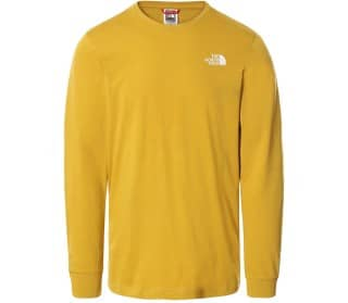 The North Face Simple Dome Hommes Longsleeve