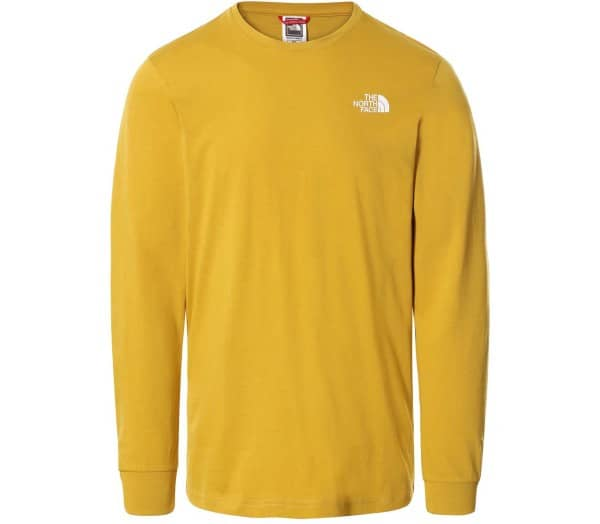 THE NORTH FACE Simple Dome Herren Longsleeve - 1
