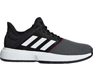 uk availability 6cf6b 5eab3 adidas Performance - Game Court Mænd Tennis Shoe (sorthvid)