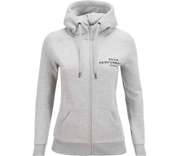 PEAK PERFORMANCE Logo Women Sweatshirt - 1