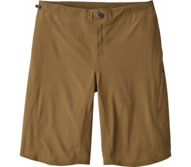 Patagonia - Dirt Roamer men's bike shorts (brown)