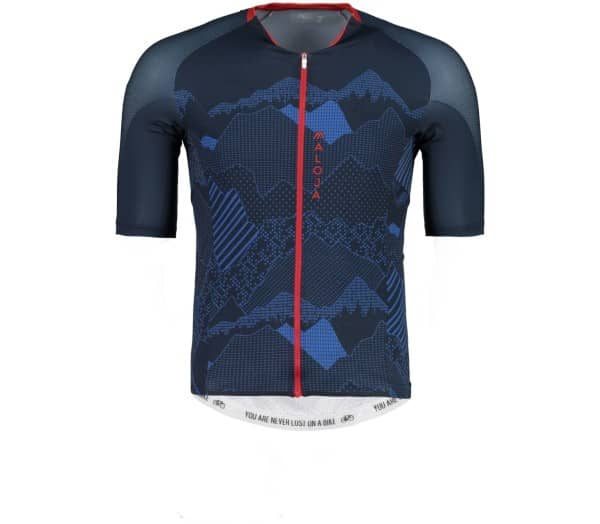 MALOJA FlurinM. 1/2 Men Cycling Jersey - 1