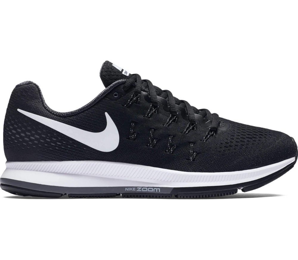separation shoes ea304 09ba5 ... where can i buy nike air zoom pegasus 33 dam löparskor svart vit 2de17  5f2b2
