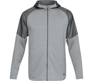 Under Armour MK1 Terry FZ Herren Trainingsjacke