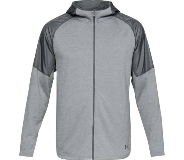 UNDER ARMOUR MK1 Terry FZ Men Training Jacket - 1