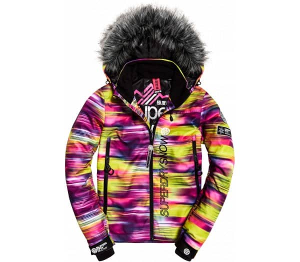 SUPERDRY SPORT® Sd Run Damen Skijacke - 1