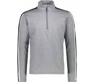 CMP Grey Men Halfzip