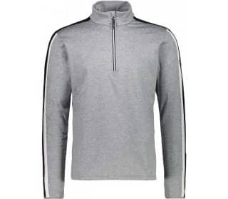 Grey Herren Halfzip