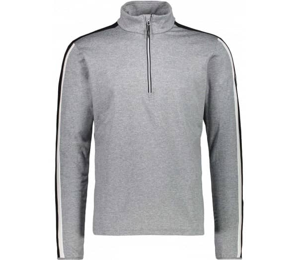 CMP Grey Men Halfzip - 1