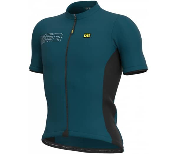 ALÉ Solid Color Block Men Cycling-Jersey - 1