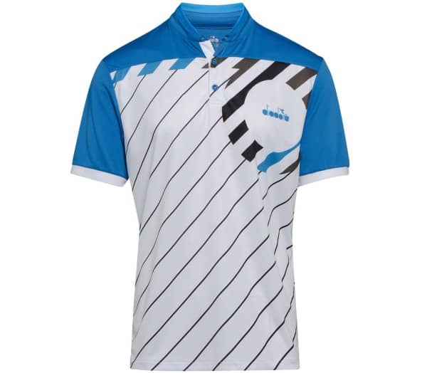 DIADORA Polo SS Men Tennis Polo Shirt - 1