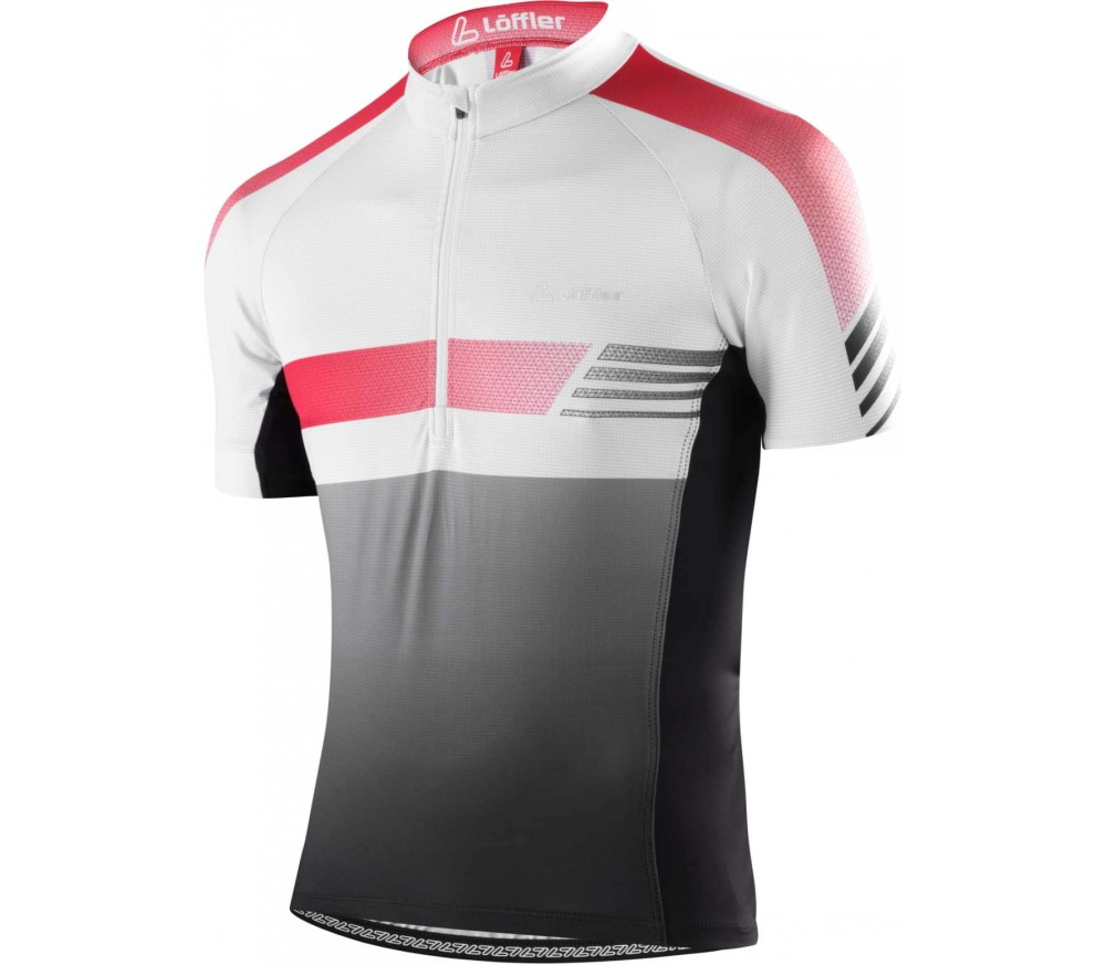 Hotbond® RF Half Zip Men Cycling Jersey