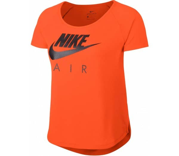 NIKE orange Damen Laufshirt - 1