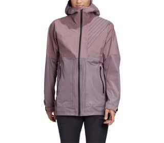 adidas TERREX Hiking 3L Zupahike Women Rain Jacket