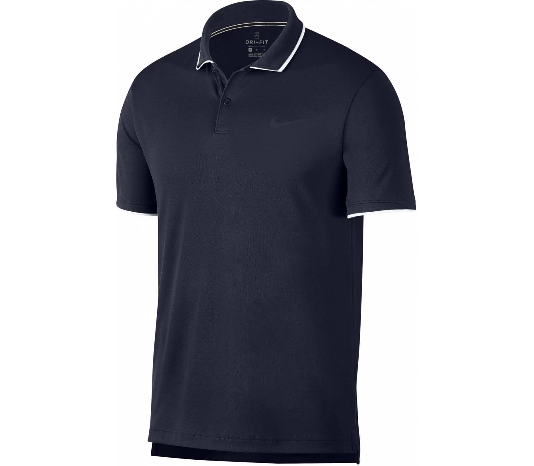 Court Dry Men Tennis Polo Shirt